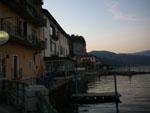 Ausblick auf den See in Arona