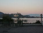 Arona Ausblick auf die Insel