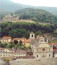Bellinzona, Tessin