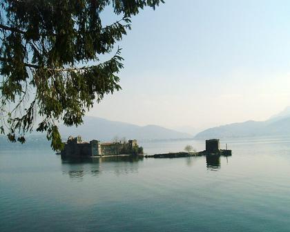Castelli di Cannero am Lago Maggiore