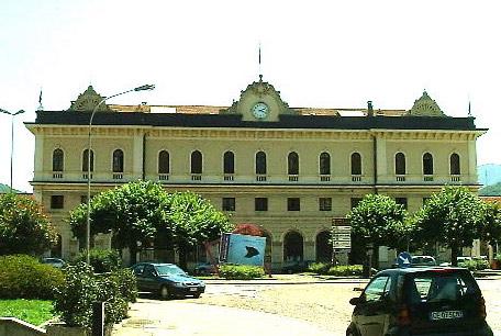 Bahnhof Luino