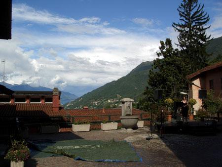 Annina Joly in Pino Lago Maggiore