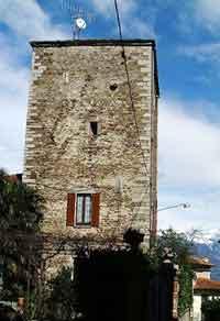 Turm in Pino Lago Maggiore