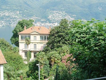 Villa Cardinale in Pino Lago Maggiore