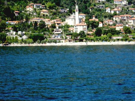 Strand am Lago Maggiore