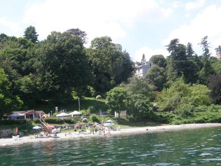 Lago Maggiore Strand