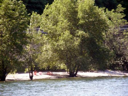 Strand Lago Maggiore