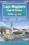 Lago Maggiore. Holiday Map