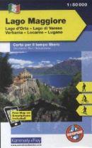 Outdoorkarte Lago Maggiore
