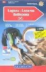 Mountainbike-Karte - Locarno - Bellinzona