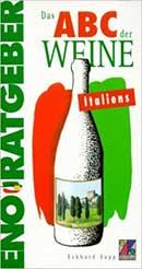 Das ABC der Weine Italiens