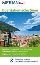 MERIAN live! Oberitalienische Seen   - Reiseführer