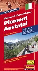 Motorrad-Tourenführer Piemont