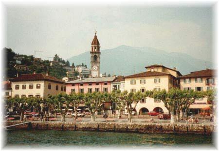 Ascona, Schweiz: Urlaub im Tessin am Lago Maggiore