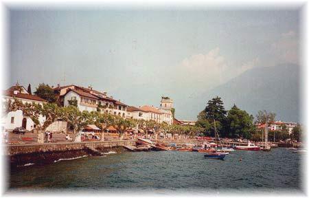 Ascona, Tessin - Ferien am Lago Maggiore