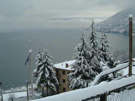 Pino im Winter - jetzt haben Sie endlich Zeit die vielen Museen rund um den See zu durchstöbern