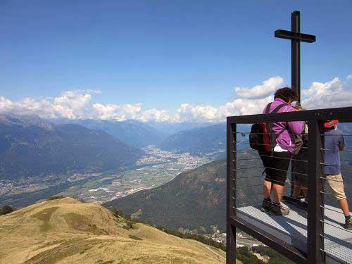 Aussichtspunkt Kreuz