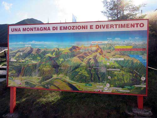 Monte Tamaro Erlebnispark