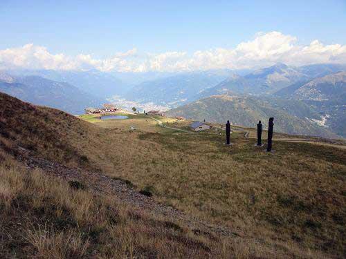 Monte Tamaro Figuren