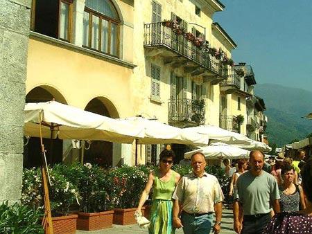 Der Markt in Cannobio