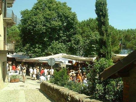 Cannobio am Lago Maggiore