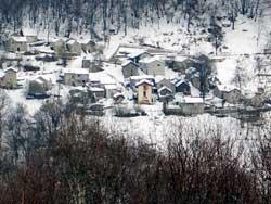 Monti di Pino - Winter
