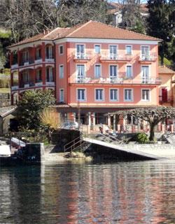 Italien Lago Maggiore Hotel