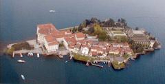 Isola Bella, Rundflüge Lago Maggiore