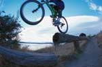 Mountainbiken am Lago Maggiore