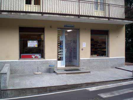 Lebensmittelladen Tronzano