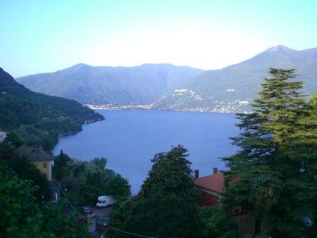 Aussicht auf Cannobio