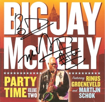 Cover Big Jay McNeely