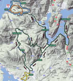 Radrennen Tre Valli Varesine